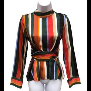 Zara Trafaluc Collection Top